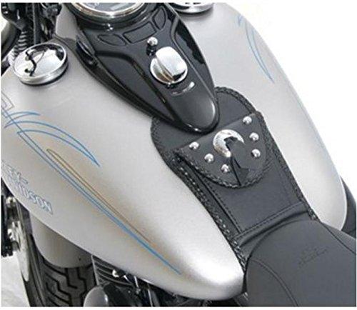 Mustang Motorcycle Seats Pouch Tank Bib - Studded ()