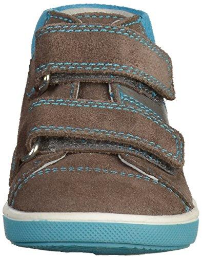 Sing Richter gris Pebble bleu Caribic Garçon Marche Chaussures Bébé Couleur BSxnqSpdw4