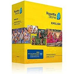 Learn English: Rosetta Stone English (American) - Level 1-5 Set