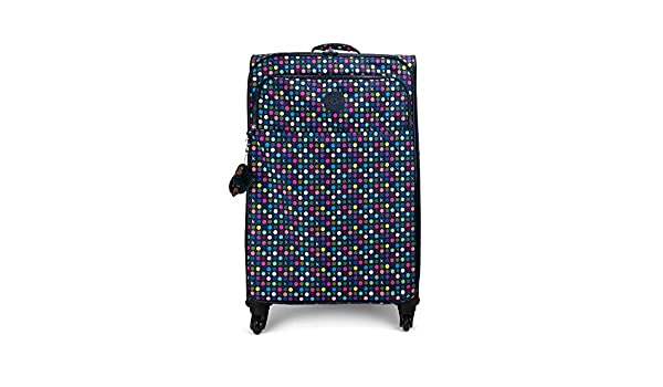 49b52bbf4a Amazon.com | Kipling Parker Large Printed Rolling Luggage K Multi Dots |  Luggage