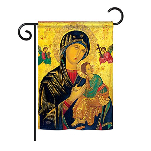 - Ornament Collection G192081-P3 Our Lady of Perpetual Help Inspirational Faith & Religious Impressions Decorative Vertical 13