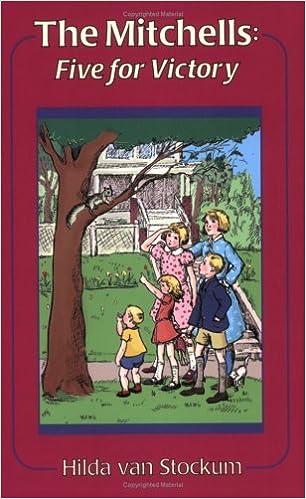 Book Five for Victory (Mitchells) by Hilda Van Stockum (1995-06-01)