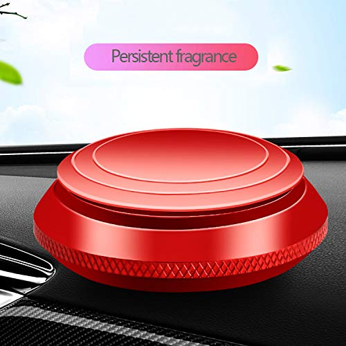 (DLH Car Solid Perfume, Car Aromatherapy - Solid Balm - Perfume Diffuser - Lasting Light Fragrance Decoration )