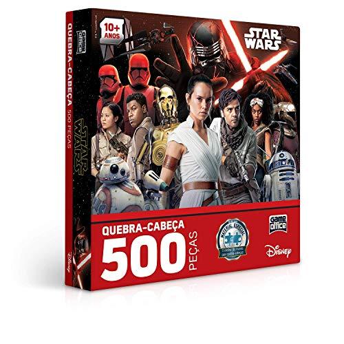 Quebra Cabeça 500 Peças - Star Wars IX - Ascensão Skywalker