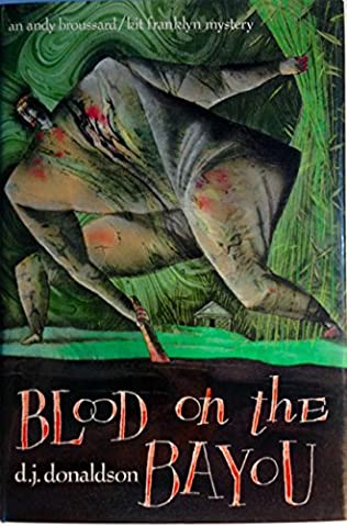 book cover of Blood On the Bayou
