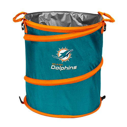 Logo Brands NFL Miami Dolphins 3-in-1 Cooler