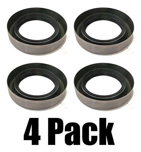 The ROP Shop (4) New Grease Seals Double Lip 1.719