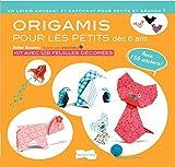 Origami pour les petits - nouvelle édition