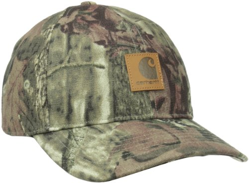 Carhartt Men's Workcamo Cap,Mossy Oak Break-Up Infinity,One Size