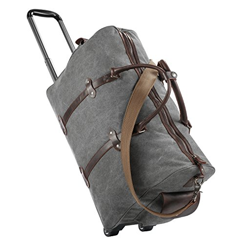 Gonex 22inch Rolling Luggage Trolley