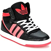 ADIDAS COURT ATTITUDE GIRLS shoes hi top SNEAKERS