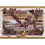 Super Modeling Soul Monster Hunter Portable 2ndG all nine sets, including secret