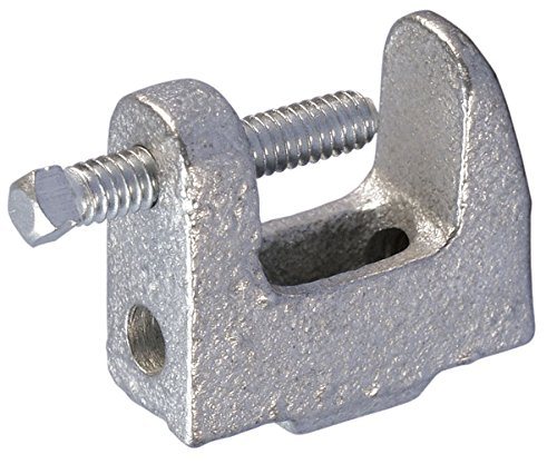 Reversible Beam Clamp, 1/4 In, 250 lb (Caddy Beam Clamps)