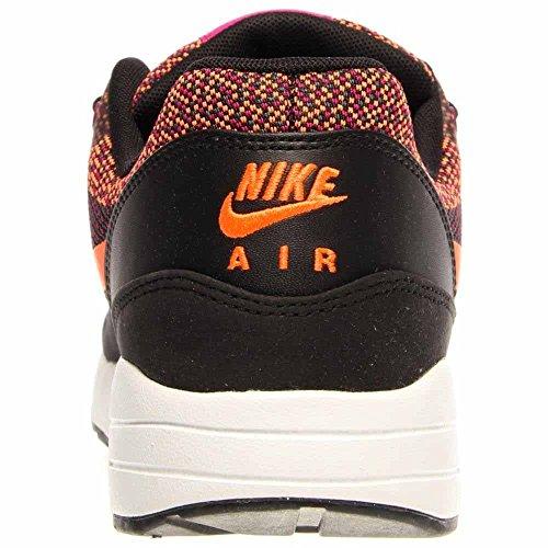 Heren Nike Air Max 1 Jcrd Heldere Magentra / Totaal Orange-antraciet 644153-500 Shoe