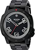 Nixon Men's 'Star Wars Kylo' Quartz Stainless Steel Casual Watch, Color:Black (Model: A506SW2444-00)