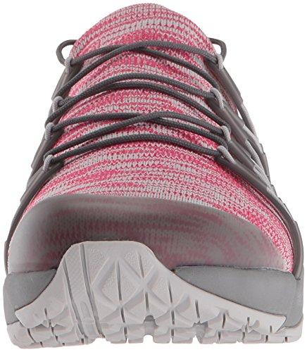 Mujer Deportivas Rosa Para Interior Zapatillas Bare Merrell Flex Knit Access P8xwOUwq7