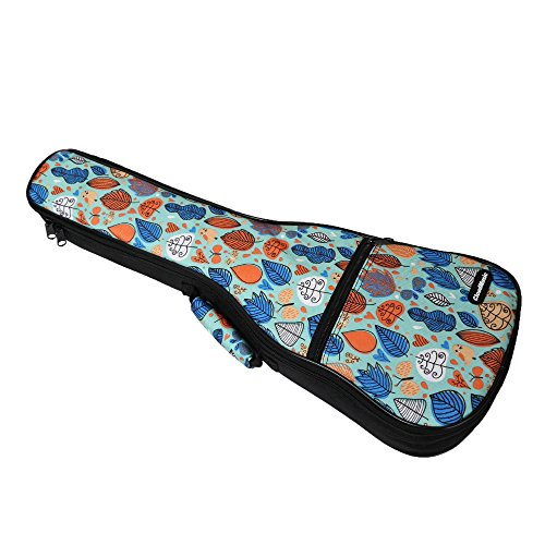 CLOUDMUSIC Ukulele Backpack Soprano Butterfly product image