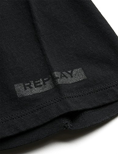 REPLAY, Camiseta para Mujer negro (black 98)