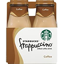 Starbucks Frappuccino Coffee, 1 Pack of 4 , 9.5 oz Bottles