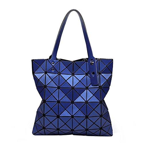 bleu femme géométrique à Sac bandoulière décontracté pour wHXx0YHnEB