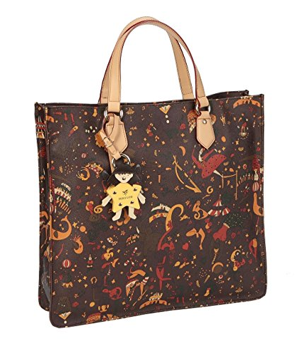 Borsa PIERO GUIDI Magic Circus Donna -214EX4088-02 marrone