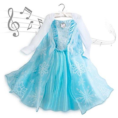 Disney Store Musical Singing Elsa Costume (Singing Elsa Costume)