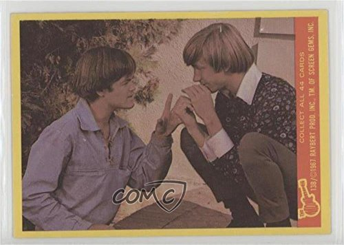 The Monkees (Trading Card) 1967 Donruss The Monkees Series B - [Base] #13B ()