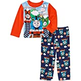 Thomas & Friends Polyester Jersey Pajama Sleepwear Set Little Boys