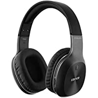 Edifier W800BT Over-Ear Headphones with Wired and Wireless, Anti-Noise (Classic Black)