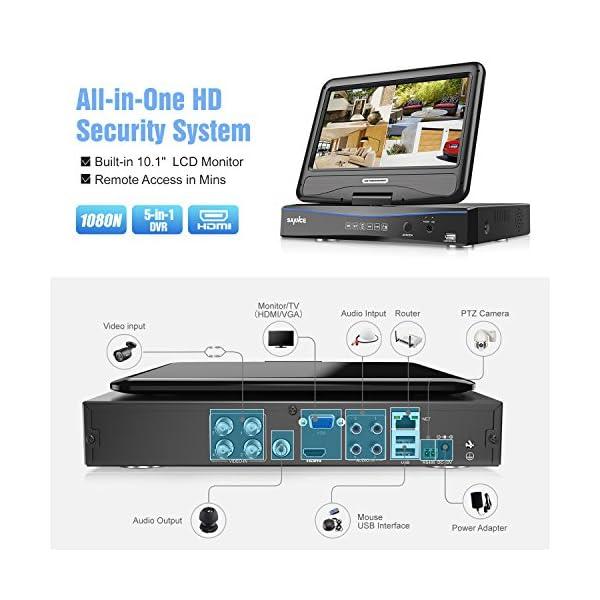 Outdoor CCTV DVR Recorder