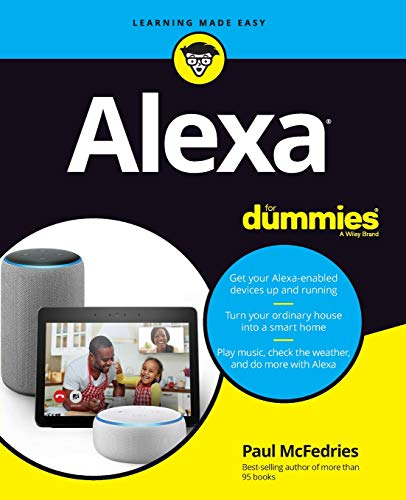 Pdf Computers Alexa For Dummies
