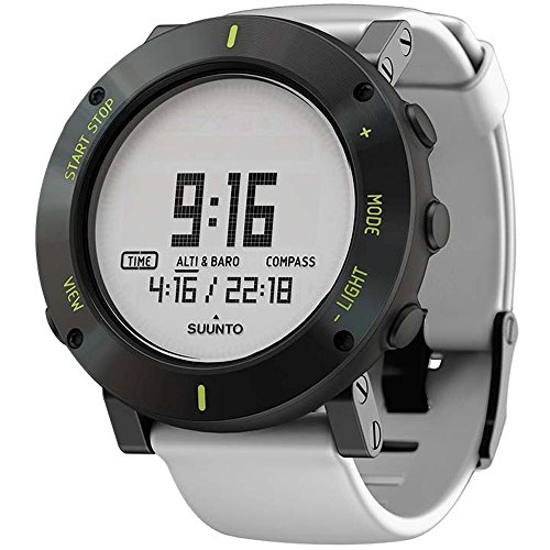 SUUNTO Core, White Crush