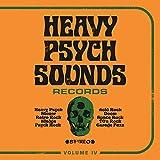 Heavy Psych Sounds Sampler Vol.Iv (Digif...