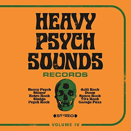 (Heavy Psych Sounds Sampler Vol.Iv (Digifile))
