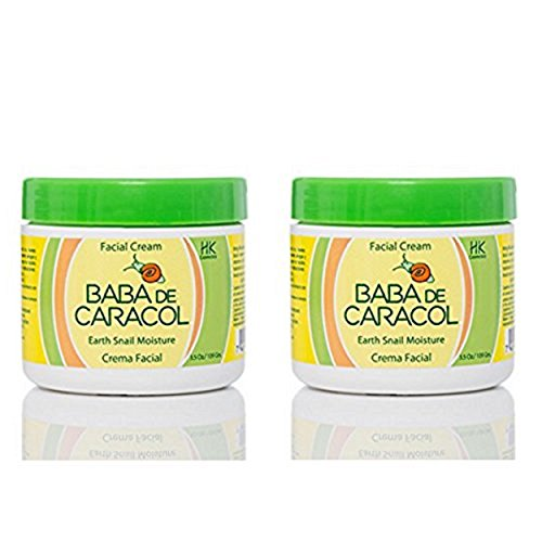 "Baba De Caracol Nourishing & Hydrating Facial Cream 3.5oz ""Pack of 2"""