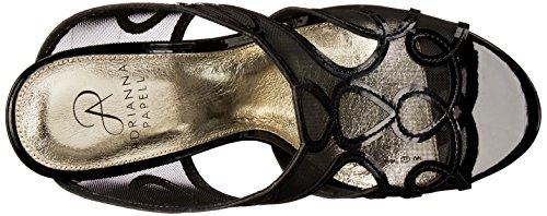 Adrianna Papell Womens Glamokleding Sandaal Zwart