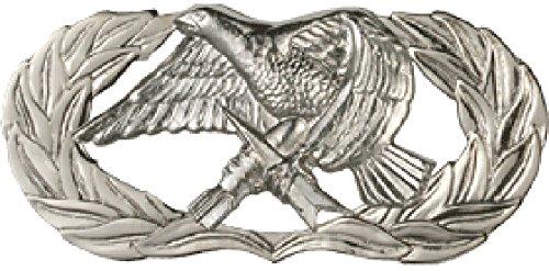 (Air Force Aircraft Munitions Maintenance Dress Brite Badges (Mid Size,)