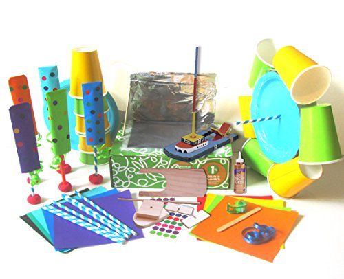 Green Kid Crafts, Green Energy Discovery Box