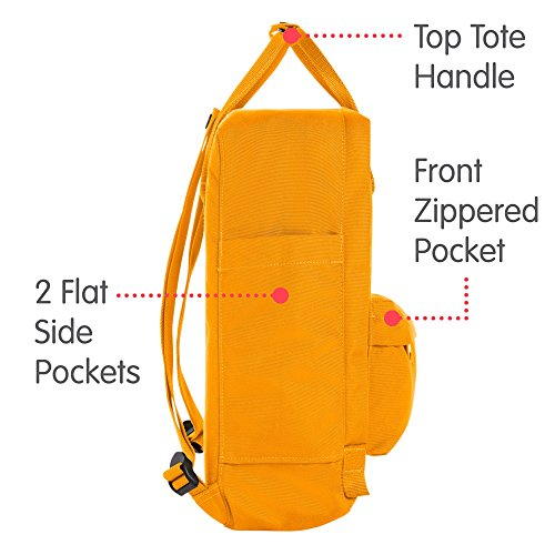 014f9bf3b81d0 Fjallraven - Re-Kanken Recycled and Recyclable Kanken Backpack for Everyday