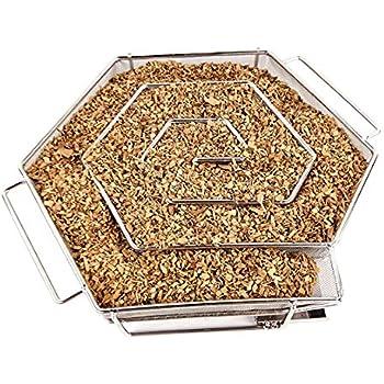 Amazon com : A-MAZE-N AMNPS Maze Pellet Smoker, Hot or Cold
