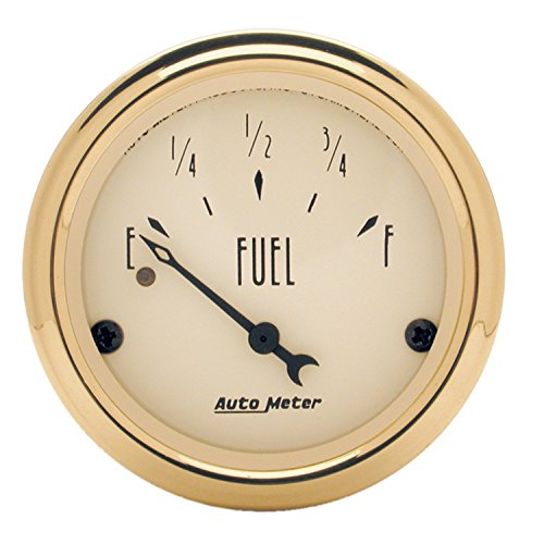 (Auto Meter 1506 Golden Oldies Fuel Level Gauge)