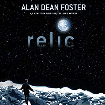 Relic by Alan Dean Foster science fiction book reviews