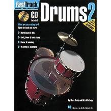 Fasttrack drums method. Book 2
