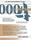 GRE 4000, Jeff Kolby, 1889057789