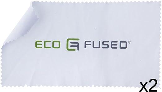 Eco Fused Mikrofasertücher 12er Pack Zum Reinigen Von Brillen Sonnenbrillen Kameraobjektiven Ipad Tablets Handys Iphone Android Telefonen Laptops Lcd Bildschirmen Und Anderen Bürobedarf Schreibwaren