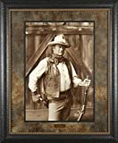 John Wayne The Cowboys Bob Willoughby 29x35 Gallery Quality Framed Print Western Picture Movie