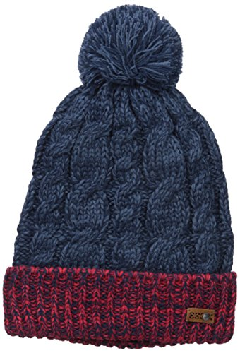 Roxy Snow Junior's Anae Beanie, Peacoat, One Size by Roxy