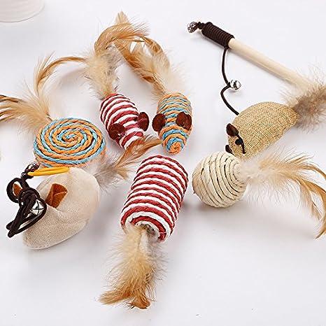 Juguetes para mascotas, juguetes para gatos, juguetes para gatos, juguetes de madera para