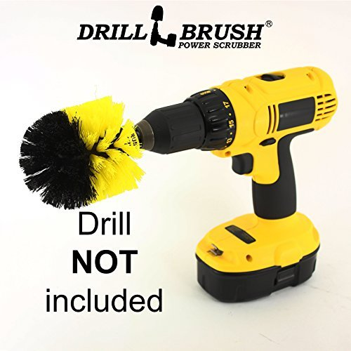 Price comparison product image Drill Brush Cordless Drill Power Scrubber
