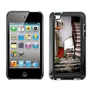 Print Motif Coque de protection Case Cover // F00000174 Sperlonga escalar paese Italia Lazio // Apple ipod Touch 4 4G 4th